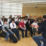 The musical youth academy of Shanghai