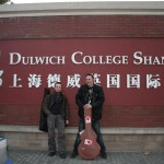 Workshop at Dulwich Shanghai 2010