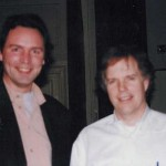 Alex with Leo Kottke